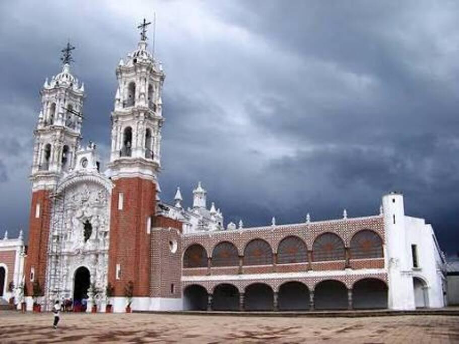 Hermosa Basílica de Ocotlán
