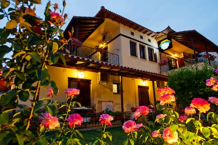 Hotel la Luna - 沃洛斯 - 精品酒店