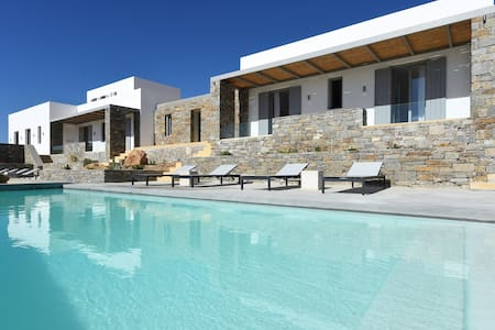 Beautiful Villa in Paros (Villa TERRA) - Kostos - Villa