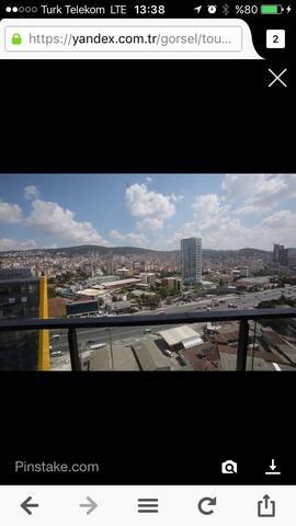 Mai rezidans 19.floor - Yalı - Apartamento