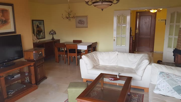 Large apartment in Fuengirola (Spain)