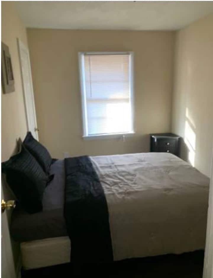 Spacious 1 bedroom