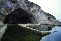sperlonga grotta di tiberio (Tiberius Museum ancient fish ponds)