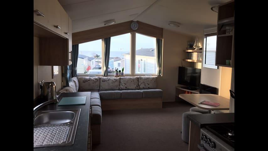 Haven Devon Cliffs - family owned caravan for rent