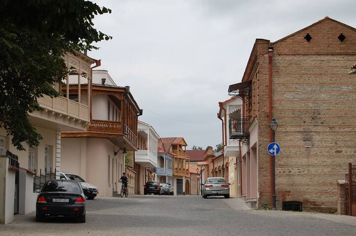 your home in Telavi