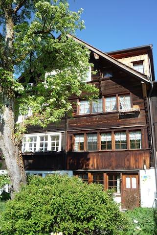 Bodensee - Appenzellerhausteil - Bauernhofferien