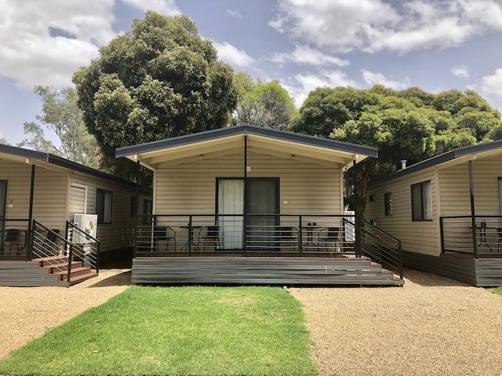 2 Bedroom Family Cabin - Tri-Bunk