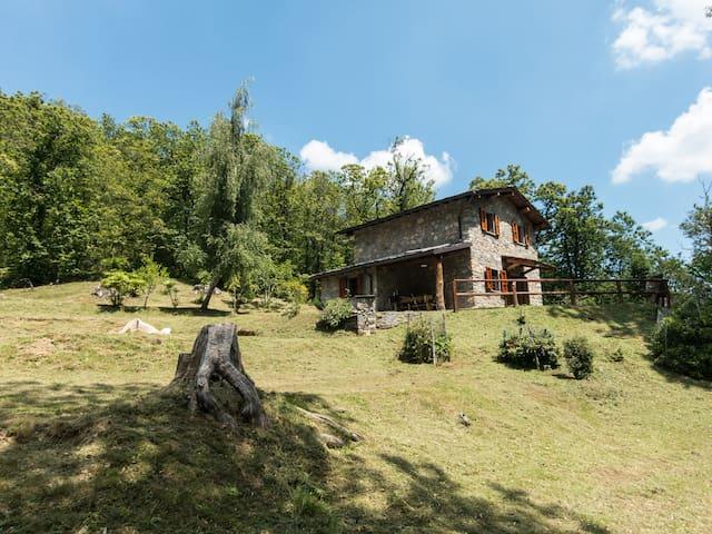 Casa Metato - Unique rural villa in Tuscany