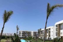 Bel appartement avec piscine et grand jardin