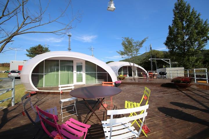 B A N U -- boutique tent villas