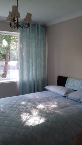 Double room in family house