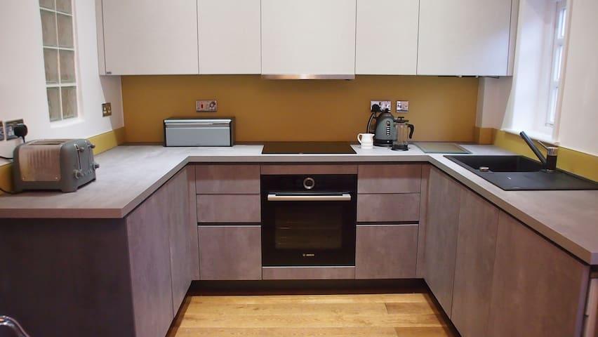 Kitchen by Alno