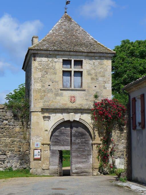Pavillon d'entrée - Gatehouse
