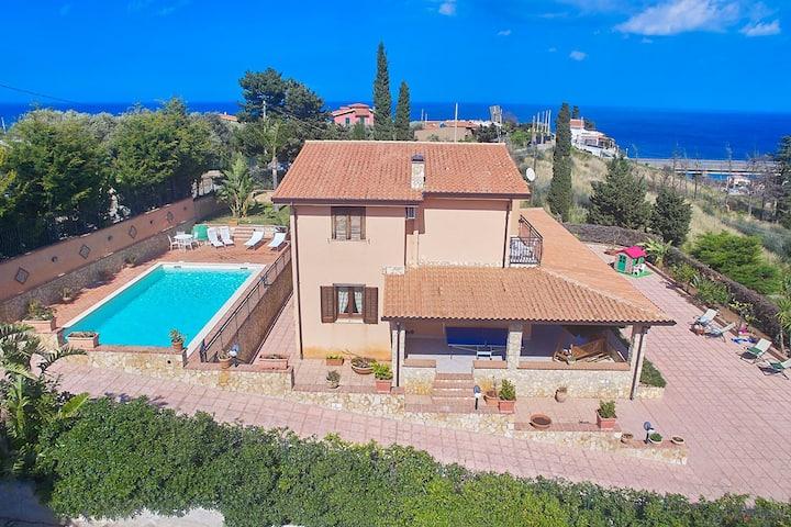Villa Sansone PISCINA PRIVATA  Promo Luglio