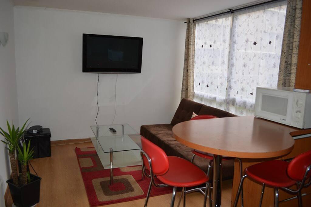 Living Comedor / Living room