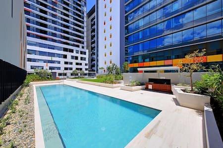 Amazing, Convenient, New Brisbane City Apartment