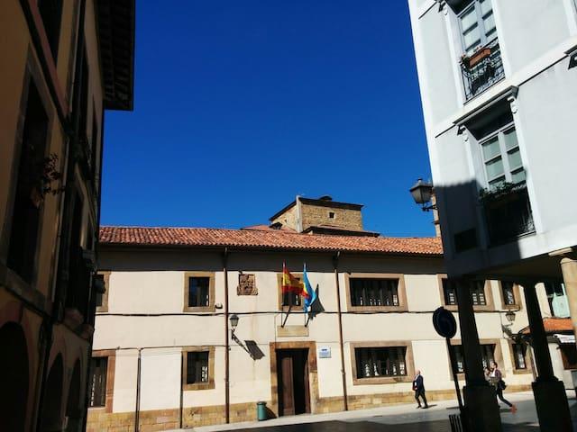 The neighbourhood - el barrio.