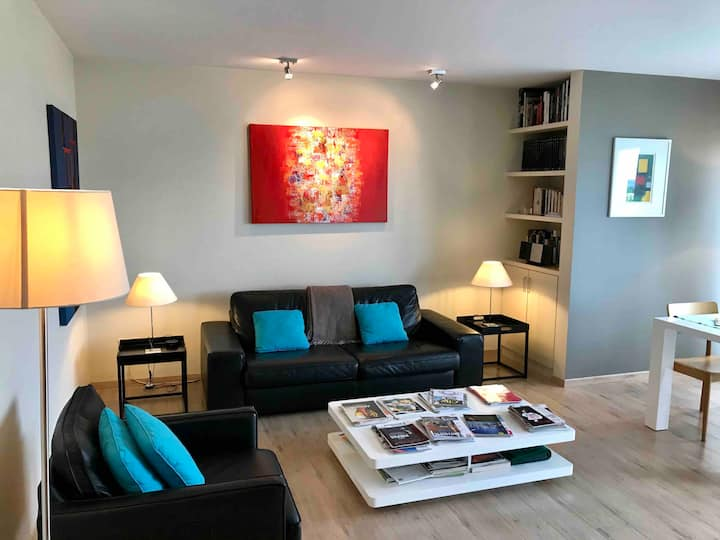 Luxembourg, Cosy appartment, 10mn from City Center