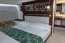 chambre 2 lit grand confort king size