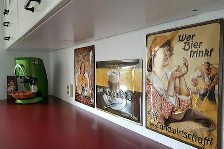 Gemütliche Wohnung in ruhiger Lage - Erfurt - Apartmen