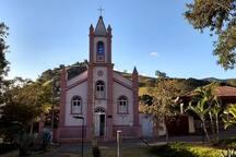 Pontos Turísticos: Igreja Nossa Senhora do Rosário