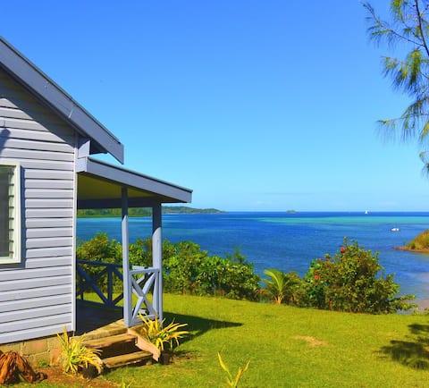 Αποκλειστική Ιδιωτική Εξοχική κατοικία 1 με θέα στη θάλασσα (έως 8 επισκέπτες)