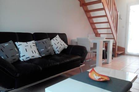 Villa 2 chambres dont une avec terrasse - ナルボンヌ