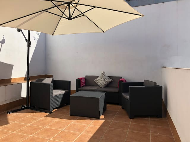 Luxury Apartment near Lakes and Caminito del Rey