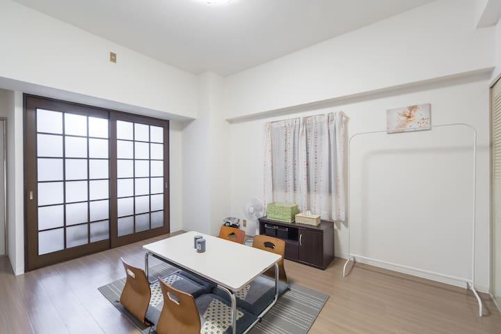 @Nipponbashi/Namba OSAKA HILLS ANIME!! - Ōsaka-shi - Apartemen