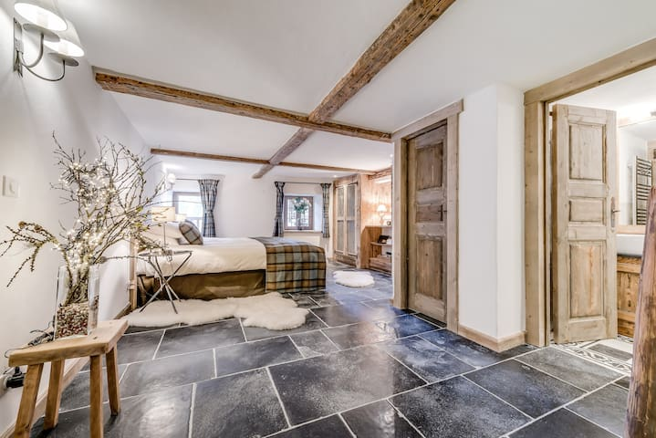 Gorgeous 1 bed duplex in Sainte Foy Station - Sainte-Foy-Tarentaise