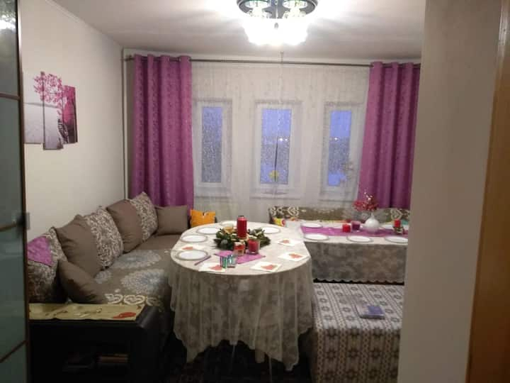 "Guest house near the lake "" Verkhniy Kaban"""