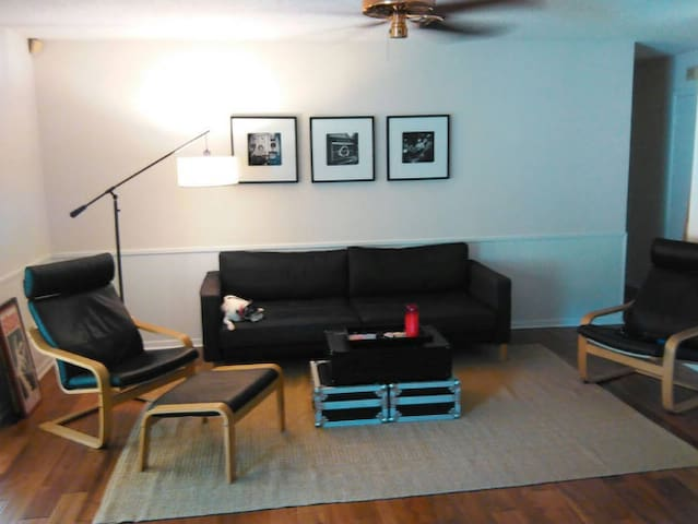 Amazing room 12 minutes from downtown - Austin