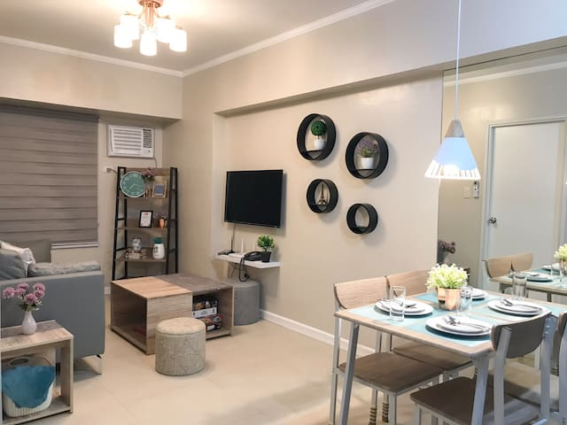 1BR Fully Furnished Condo in Mandaluyong