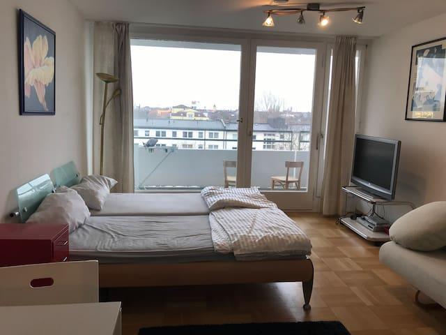 Wohnung nähe Schwabinger Tor