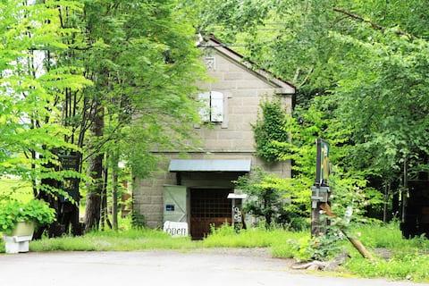 Photo Art Gallery Private Lodge  in Higashikawa