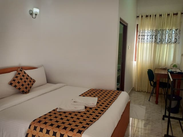 Otha shy Air Port Hotel Basic Double Room