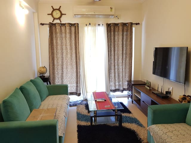 Ivy Retreat -Boutique 2BHK
