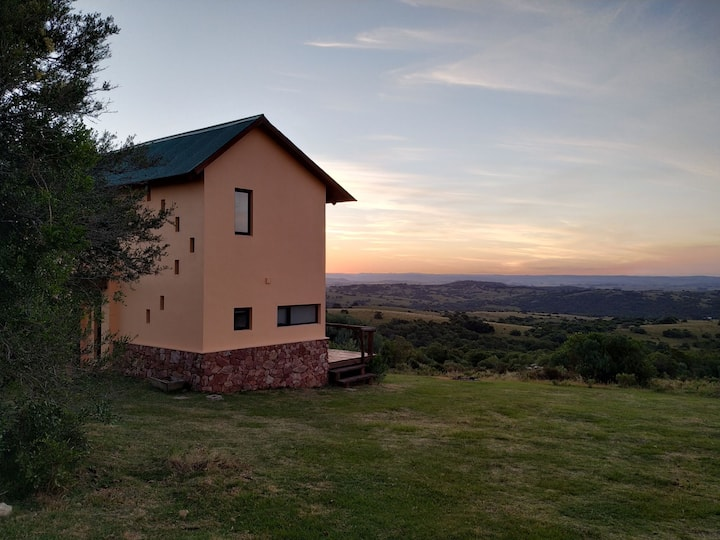 Hermosa casa en las Sierras de Aiguá (Maldonado)