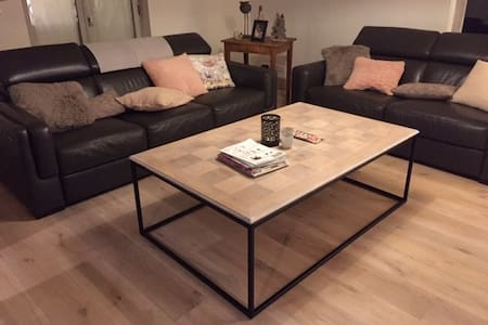 Spacious and renovated appartment for 4 people