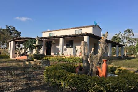 Casa campestre Mesa de los Santos - Mesa de los Santos - Talo