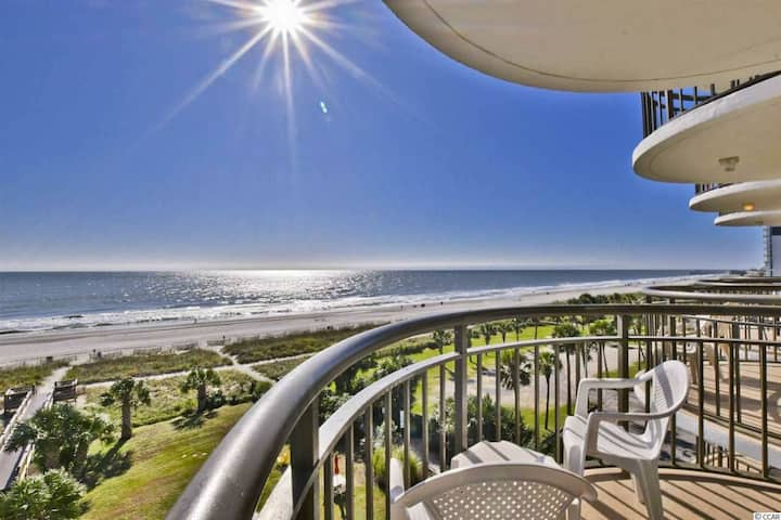 MRDN 501 · Big Clean Condo with Brilliant Oceanfront View