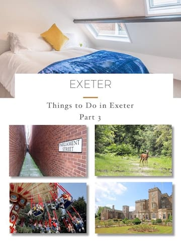 Things to Do in Exeter Part 3