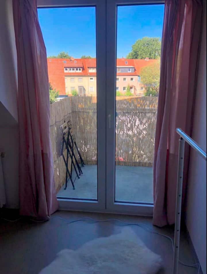 Gemütliche Maisonette-Wohnung