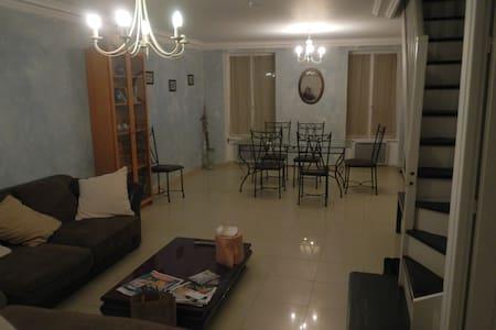 F3 en duplex 5 personnes proche disney et paris - 托爾西(Torcy) - 公寓
