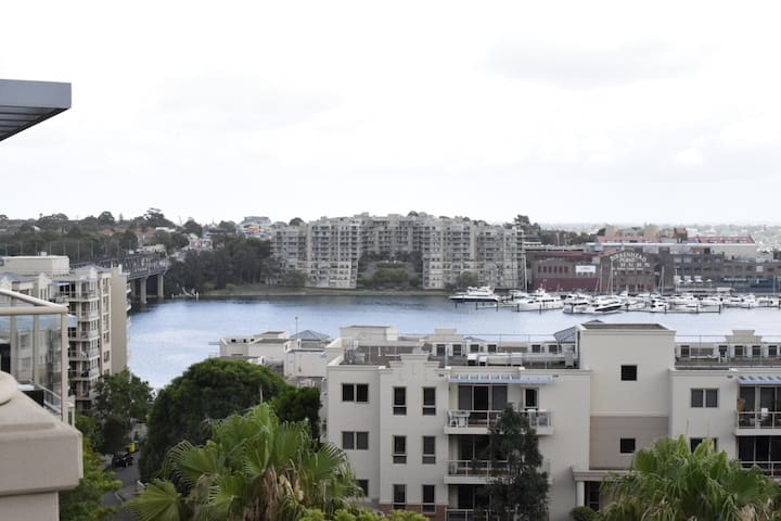 Rozelle apartment 8mins from CBD - Rozelle - Apartament