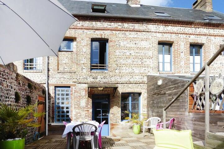 4 star holiday home in Saint-Valery-en-Caux