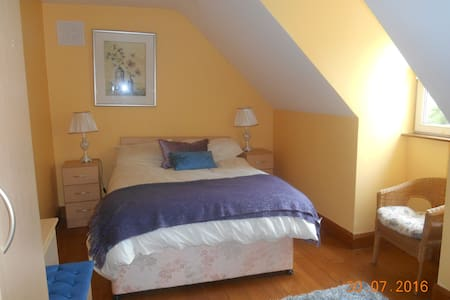 Bishopsgate, Watergrasshill, Cork (double room) - Casa