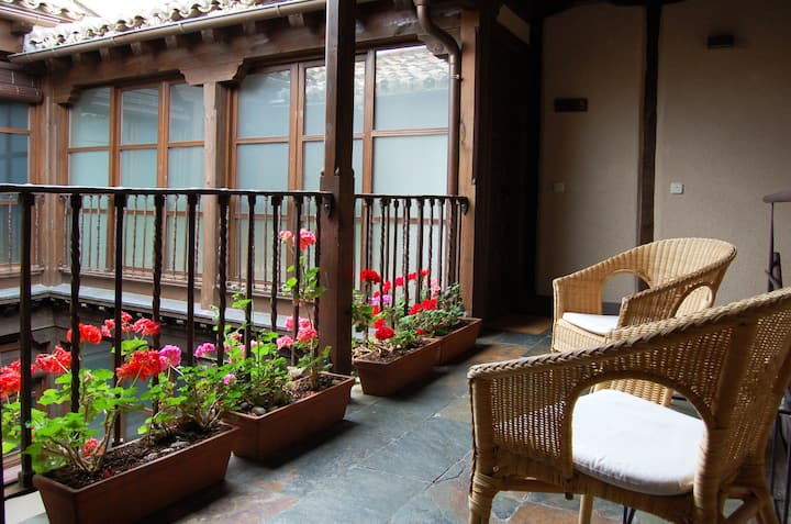 Casa de los Mozárabes,  Apartamento 3 dormitorios
