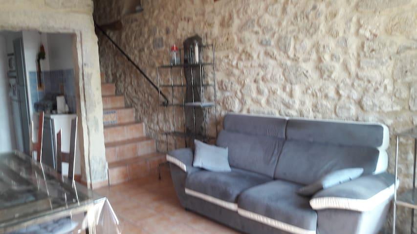 Petite maison de village - Montady - บ้าน