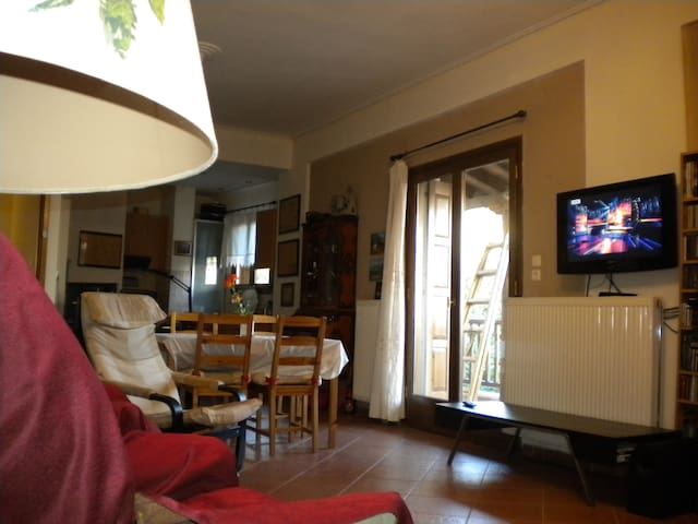 Spacious and autonomous in the heart of Portaria - Portaria - 一軒家